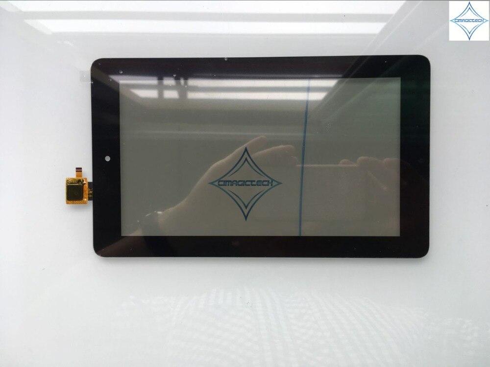 Nuevo 7 pulgadas para Amazon Kindle Fire 7 2015 HD5 HD 5 SV98LN Digitalizador de pantalla táctil panel de cristal lente 007-1648-p3 ipv-am070