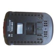DM18BSL-adaptateur de convertisseur de batterie, pour batterie Li-ion Milwakee 18V M18 et pour batterie DCB200 20V