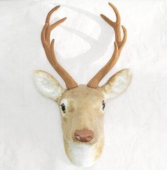 رأس حيوان ديكور حائط شحن مجاني