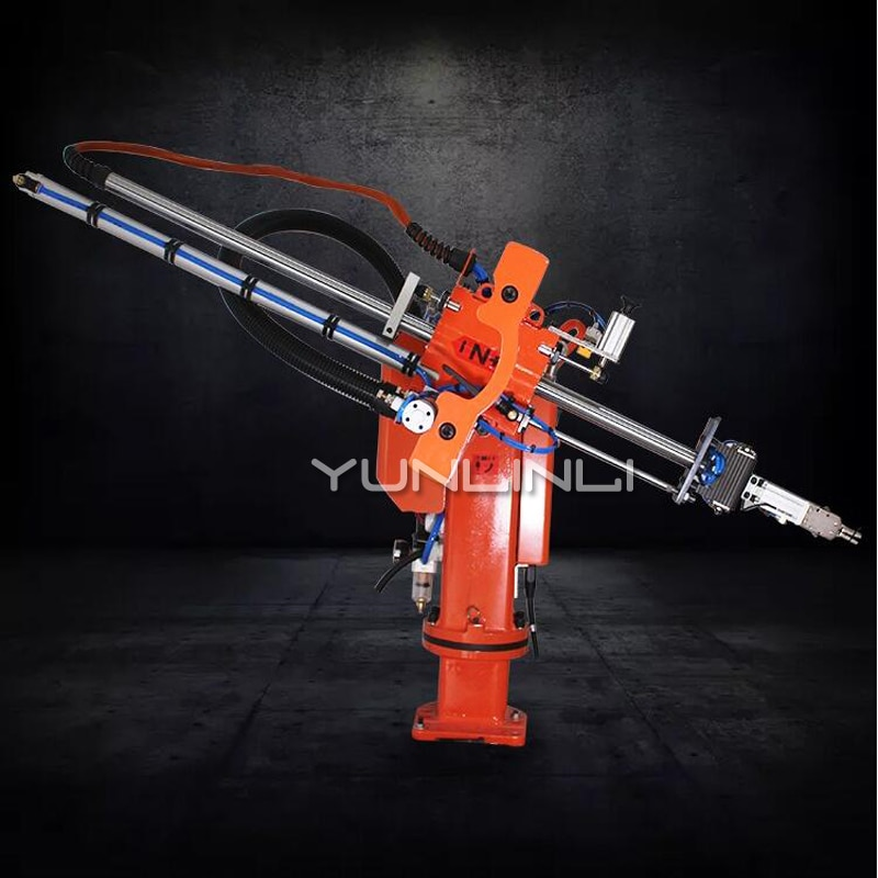 650 New Injection Molding Machine Manipulator Haichuan Fast Light And Stable Oblique Arm Manipulator Industrial Grade Robot Arm enlarge