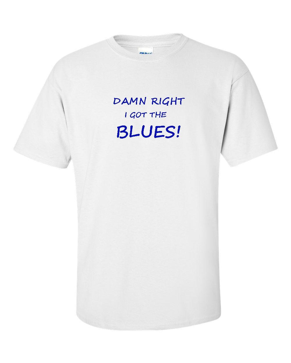 "Camiseta con el lema ""I Got The Blues""-BB Freddie Albert King Buddy Guy Hendrix, nuevas camisetas divertidas, camisetas nuevas Unisex, divertidas camisetas"