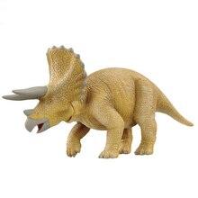 Имитационная модель живой природы подвижная игрушка Трицератопс 2020