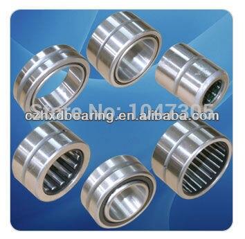 NKI 9/12 Heavy duty needle roller bearing Entity needle bearing with inner ring  size 9*19*12