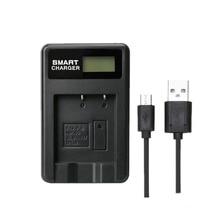 NP-40 NP40 SLB-0837 D-Li8 Single Battery Charger for BENQ DLI-102 PENTAX D-LI8 D-Li85 SLB-0737 KODAK KLIC-7005 5.0