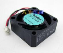Fan of original Nidec DF251R-12LLC 2510 DC12V miniature hard disk radiator
