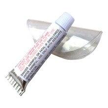 Patchs adhésifs matériels de PVC de Kit de réparation de bateau gonflable pour le jouet danneau de natation de matelas dair de lit deau ASD88