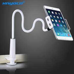 Adjustable Tablet Stand Desktop Aluminium Holder 360 Degree Rotating Tablet Stand Hold for Bed 80 cm for Ipad Pro MINI Iphone7