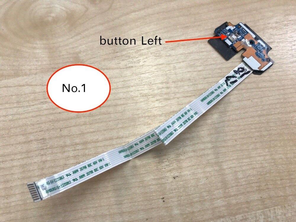 Два типа LS-7912P для Acer Aspire E1-531 V3-551 V3-551 NV56R NE56R переключатель кнопка питания плата с кабелем
