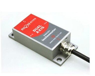 FREE SHIPPING SCA128T Biaxial current output type dip sensor, Angle module, tilt sensor