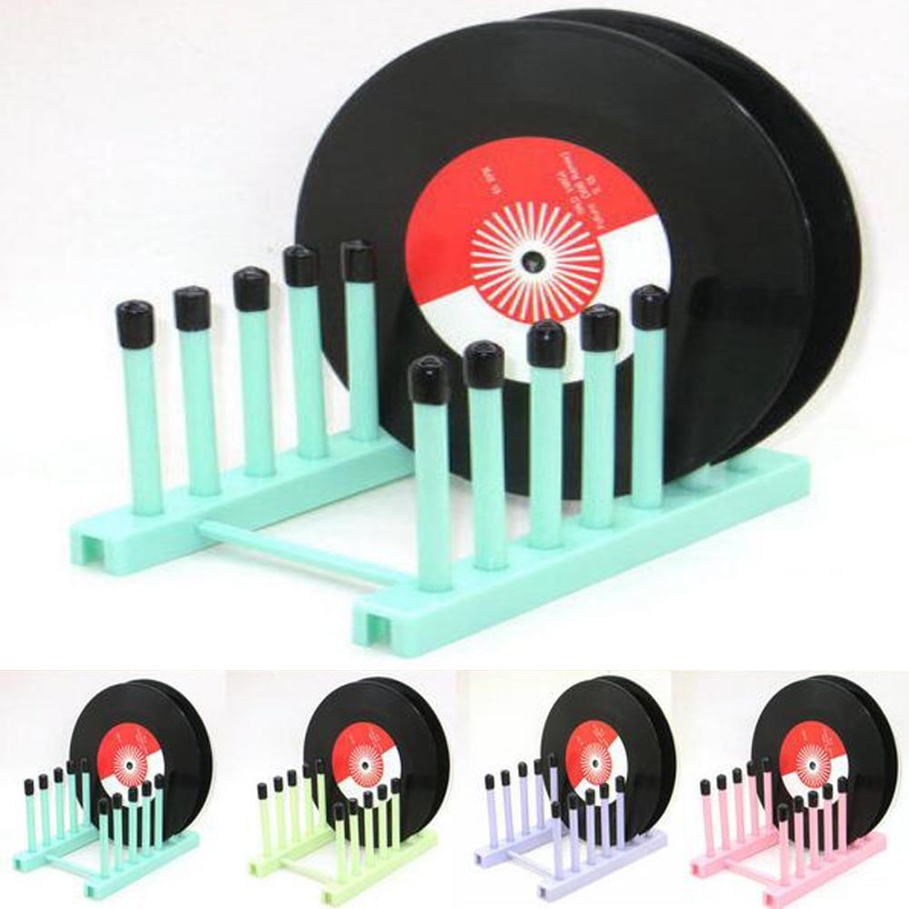 "LP Record Rack--Vinyl Album Record Drying Dryer Rack Fit 12"" and 7"" Record Album"