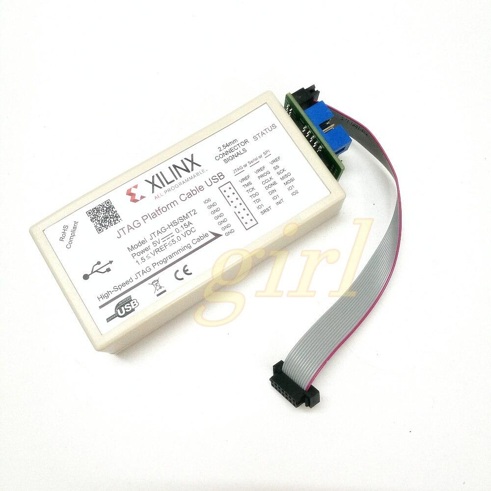دعم محاكي JTAG HS/SMT2, التنزيل USB
