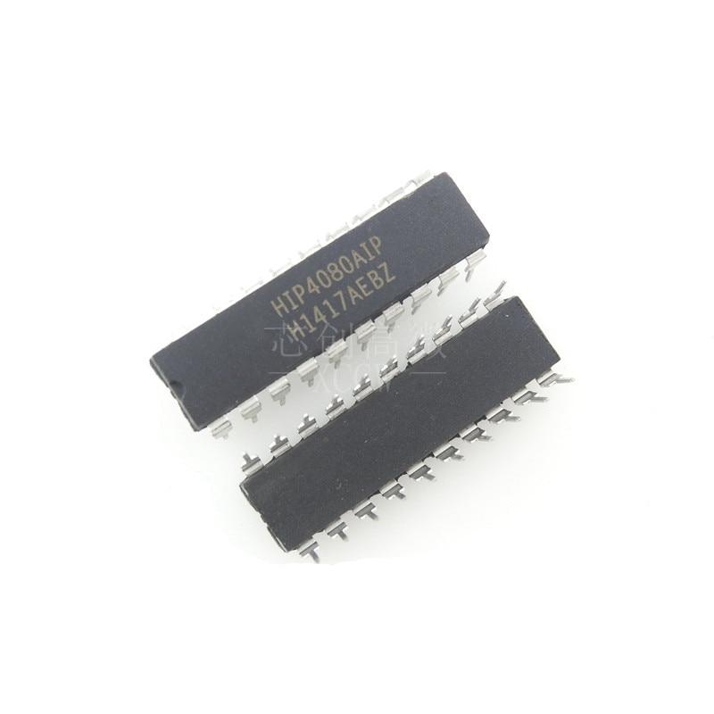 Envío gratis 2 unids/lote HIP4080AIP HIP4080AIPZ HIP4080 DIP-20 IC nuevo stock original