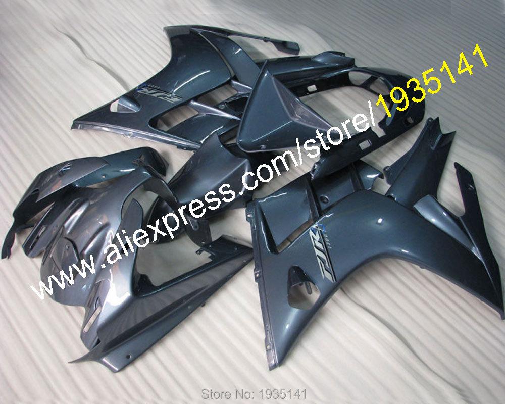 Moto carenado para Yamaha FJR1300 2002, 2003, 2004, 2005, 2006 FJR 1300 02 03 04 05 06 de carrocería kit de cubierta