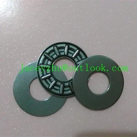 10pcs AXK series AXK5070 +2AS5070 thrust needle roller bearing  50x70x3mm bearing +whosale and retail