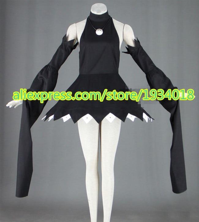 Envío Gratis Cosplay Anime disfraz alma Eater traje de Halloween personalizar traje