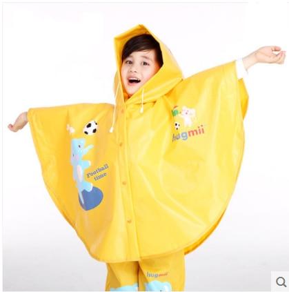 Kids Raincoat Child Rain Coat Rain Poncho for Kids yupi capa de chuva Rain Jacket Boys poncho Para la lluvia Rainwear Fabrics