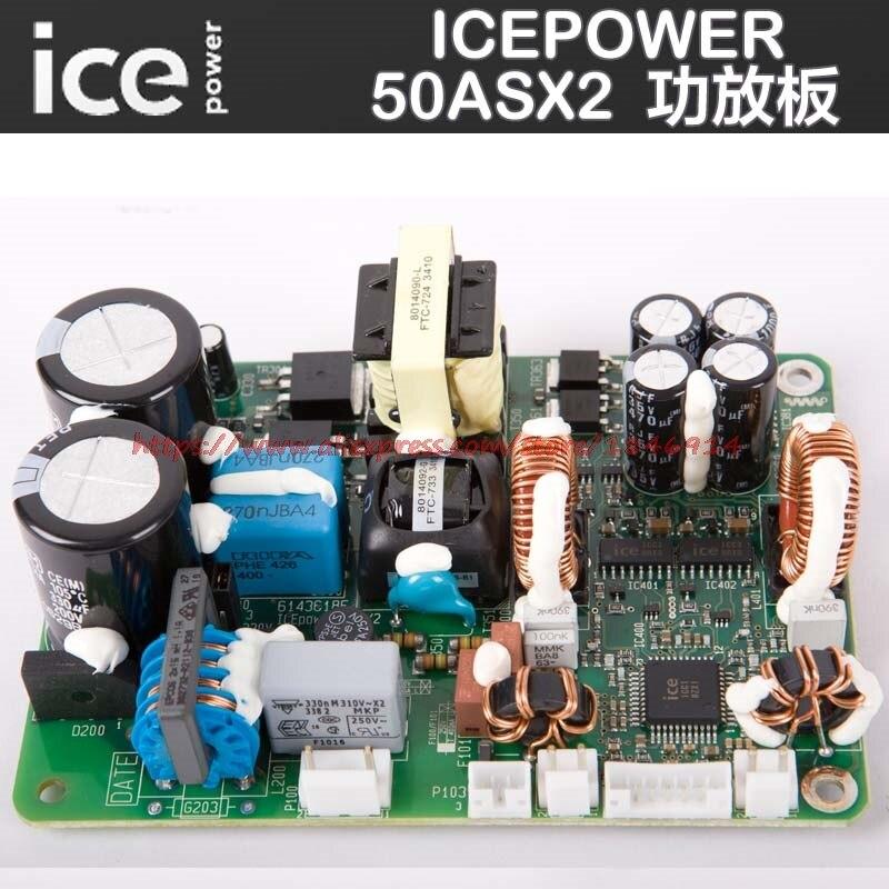 Модуль усилителя мощности ICEPOWER, профессиональная Плата усилителя мощности ICE50ASX2