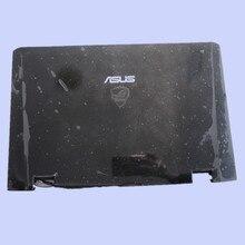 Nueva funda trasera Original para ordenador portátil LCD/cubierta superior con reposamanos para ASUS G75 G75V G75VX G75VW G75VW-BBK5
