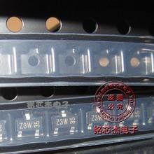free shipping zener diode BZX84C5V6 BZX84-C5V6 SOT-23 5.6V Original new Z3W transistores