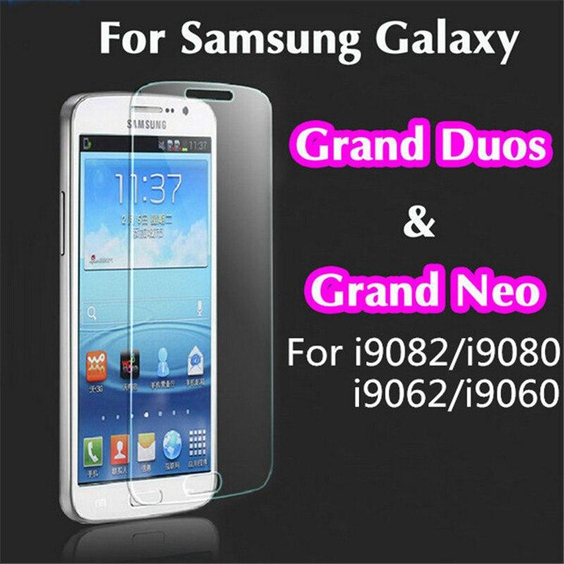 Премиум Закаленное стекло для Samsung Galaxy Grand DUOS i9082 i9080 Neo Plus i9060 i9062 i9060i защитная пленка 9H
