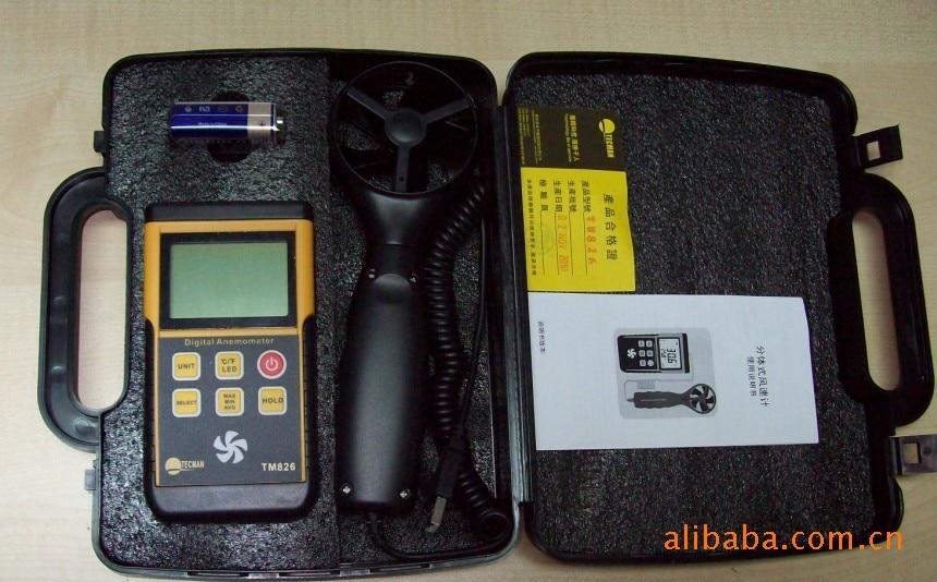 Teichmann TM826 ، مقياس رقمي لشدة الرياح ، TM-826 مقياس شدة الريح مع سعر AR826 مصنعين