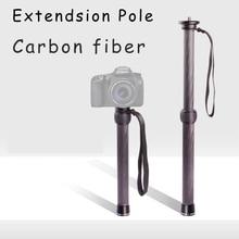 Aluminium legierung Verlängerung Stange Pole Selfie Stick für DJI Ronin S Stabilisator Gimbal Bar für Zhiyun Kran 3 Weebil Labor m2 Air 2