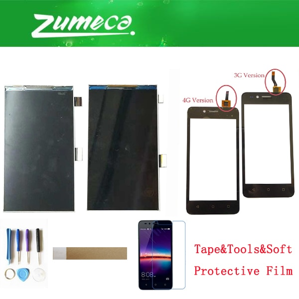Para Huawei Y3 II Y3 2 LUA-U03 LUA-U23 LUA-L03 LUA-L13 LUA-L23 LUA-L21 LUA-U22 Huawei Y3ii pantalla LCD + pantalla táctil 3 Color + Bluetooth