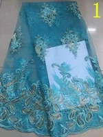 125cm organza dyed yarn polyester framed embroidery george lace fabricafrican style swiss voile lace fabricxery sjdx0909f
