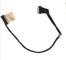 WZSM Nuevo LCD Video Cable para Dell Inspiron 7000 15 7537 portátil Cable de pantalla 50.47L03.011 DCXMF 0 DCXMF