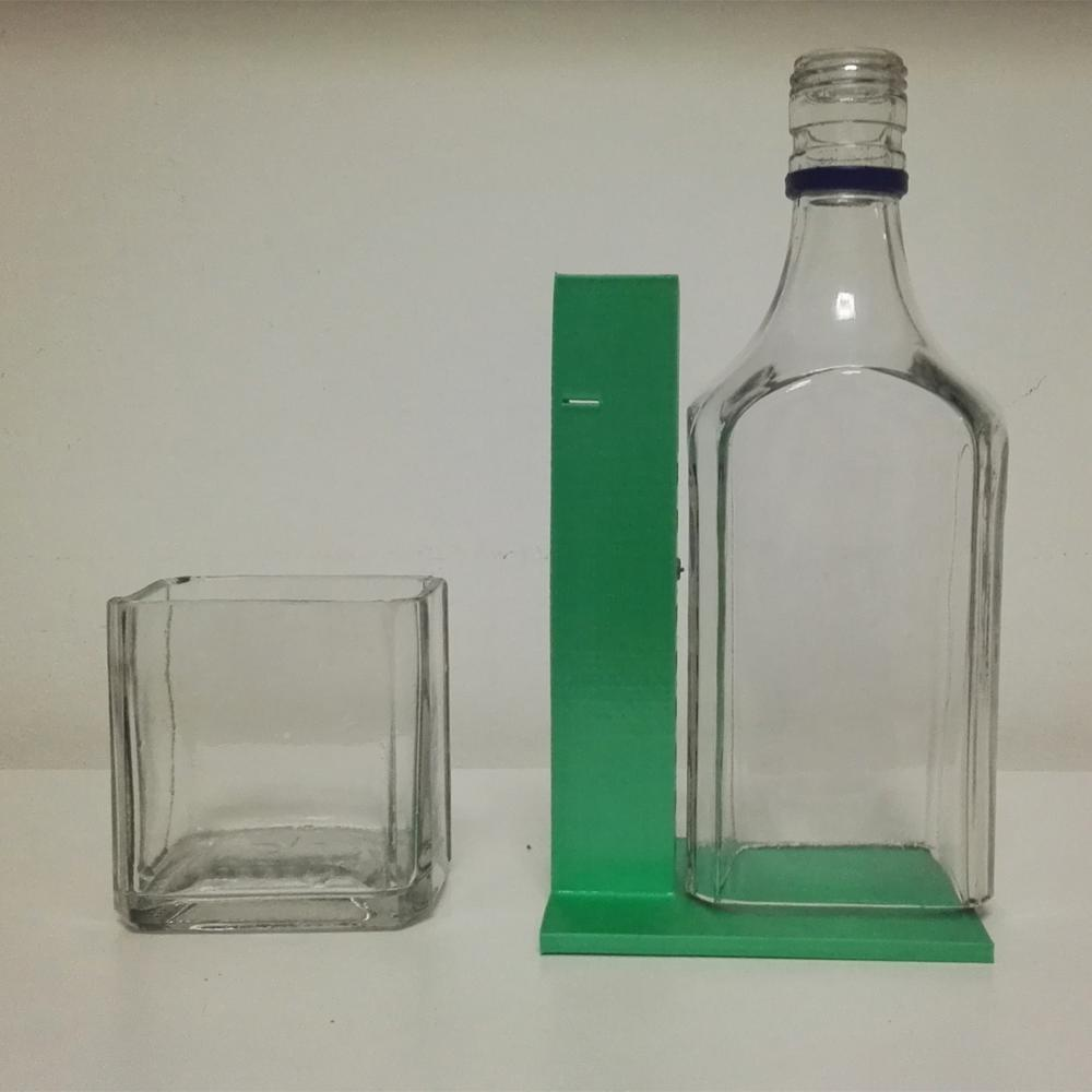 Bottle cutter, square bottle, cutter, plastic bottle cutter, square glass bottle cutter