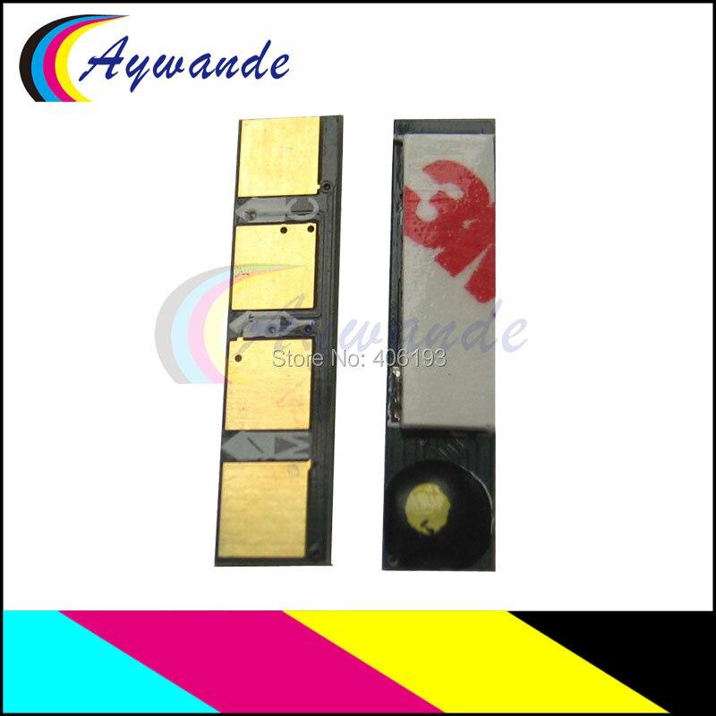 Чип сброса тонера для Samsung CLT-K407S, 4 X CLT-C407S, CLT-M407S, CLT-Y407S, CLP-320, CLP-321, CLP-326, CLX-3180, CLX-3185