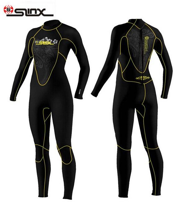 SLINX DISCOVER 1107 5mm neopreno natación, surf traje de baño mojado equipo mono completo
