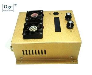 Image 3 - Max 99A контроллер с интеллектуальной функцией ШИМ контроллером OGO ProX, роскошная версия 4,1 с открывающейся настройкой Funtion