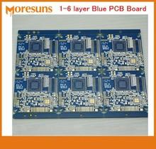 Fabrication de circuits imprimés à haute fréquence pour lassemblage de circuits imprimés multicouches Rogers