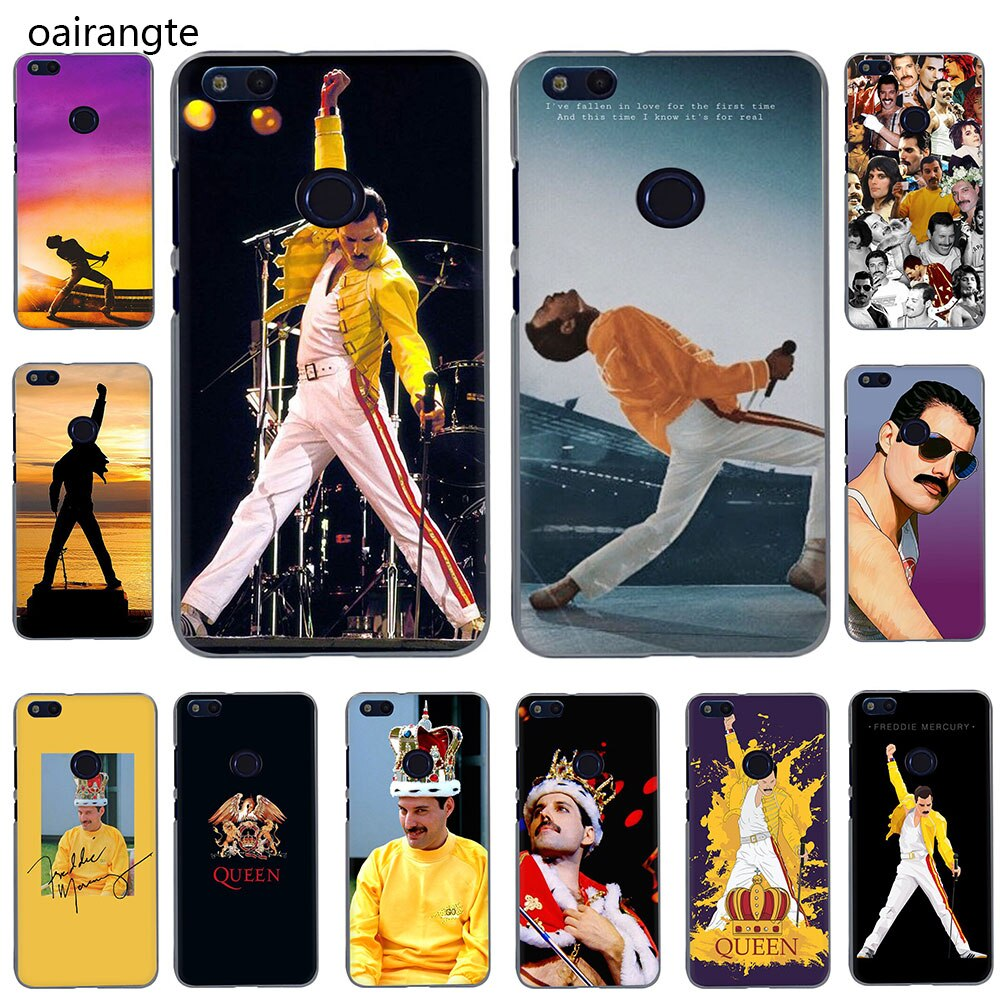 Freddie Mercury reina banda teléfono caso duro 2GB/3GB 7C 5.99in 7 9 10 X Lite Huawei Honor 20 jugar 6 7 8 C