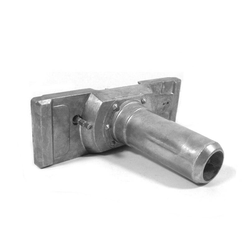 Mato 1 16 completa metal alemão tigre 1 barril mantlet heng longo 3818-1 rc tanque modelo atualização peças canhão acessórios