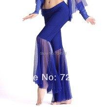 الرقص الشرقي الرقص ارتداء السراويل الحليب الحرير الشاش التدريب الرقص الشرقي السراويل