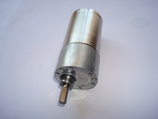 Motor de engranaje 37gb545 micro motor 540 dc motor de engranaje energética