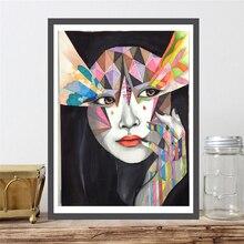 Affiches en toile de mme Reohorn   Toile daffiches imprimées, peinture artistique murale décorative, accessoires de décoration pour chambre à coucher moderne HD