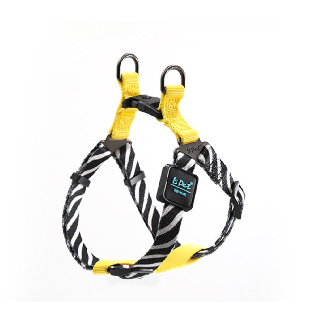 Arnés para perros ajustable diseño colorido mango de fácil Control para perros pequeños medianos grandes chaleco para andar arnés