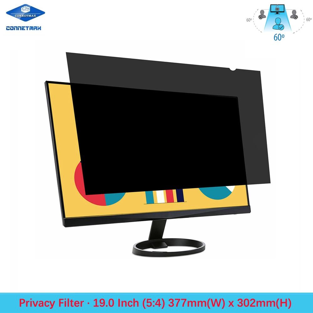 19 дюймов Фильтр конфиденциальности Защитная пленка для стандартного экрана настольных мониторов 54 соотношение