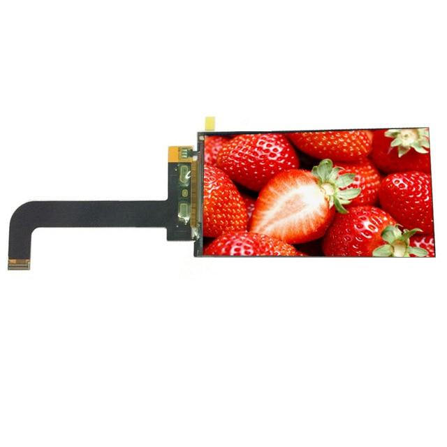 Pantalla LCD de 5,5 pulgadas 2K 2560*1440 LS055R1SX03 pantalla con HDMI a placa controladora MIPI para WANHAO D7