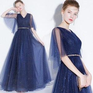 Evening Gown Bride Long Evening Dress Formal Dress Women Elegant Evening Dresses Long N1058