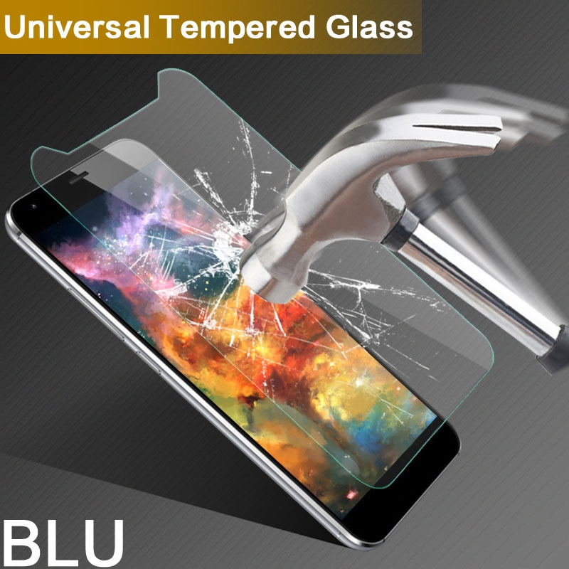 Защитная пленка из закаленного стекла для BLU Vivo 8/5/5R 5,5 дюймов Защитная пленка для BLU Vivo XL/2 Energy X Plus PURE XR