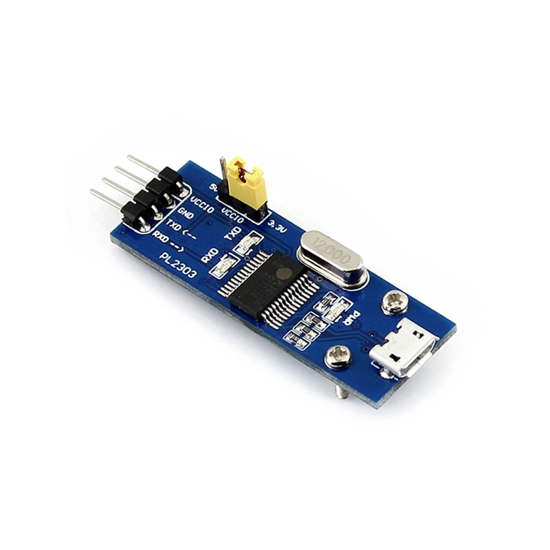 PL2303 USB to UART PL2303 USB UART Board  USB To TTL Module Mini Interface Support for WINDOWS8