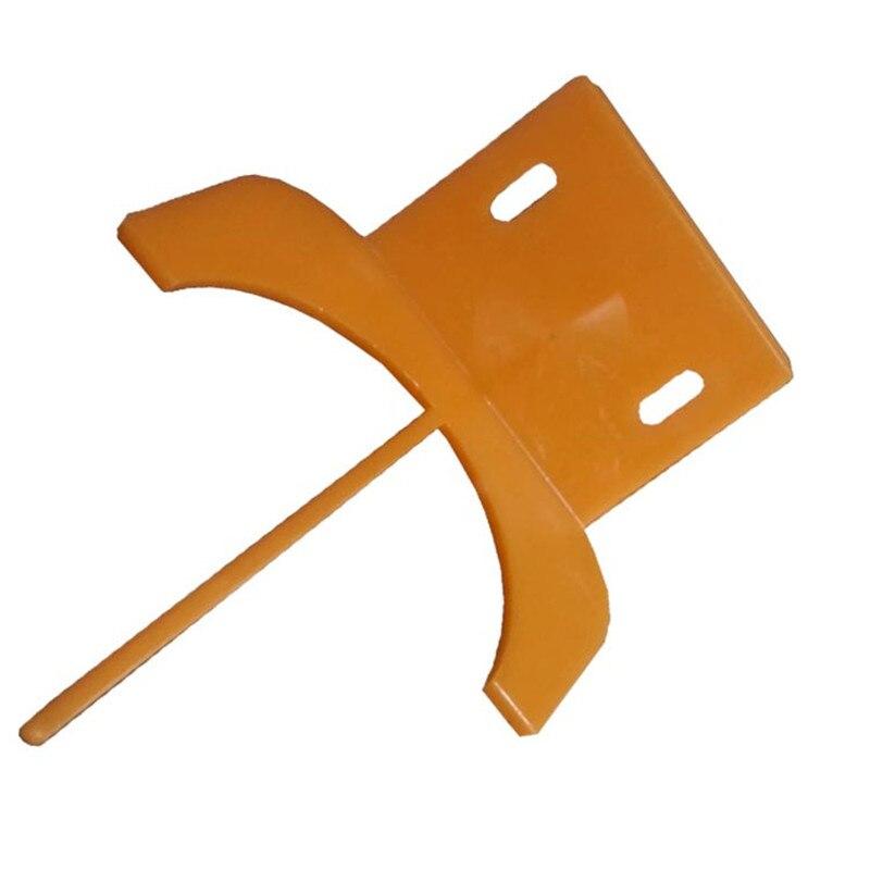 Jamielín 2 piezas de exprimidor piezas de pelador de naranja removedor de jugo de naranja piezas de extractor de jugo de naranja eléctrico