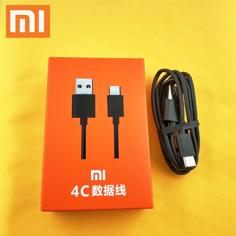 Xiaomi usb tipo C para mi 9 9T 5 6 6X más mi x 2 2s A2 A1 rojo mi nota 8 7 k20 pro Smartphone cargador rápido micro usb Cable
