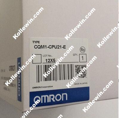 CQM1-CPU21-E para módulo PLC de controlador programable CQM1CPU21E, nuevo en caja.