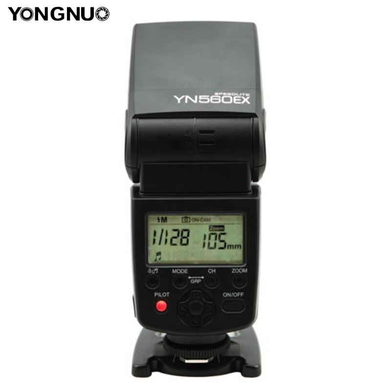 Flash Yongnuo YN560EX YN-560EX YN-560 EX (apoyo TTL) Speedlight Flash linterna Speedlite para CANON NIKON P15