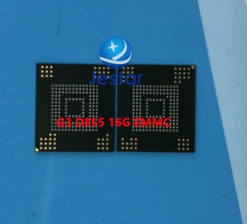 16 gb 32 gb emmc para lg g3 d855 com firmware programado nand memória flash ic
